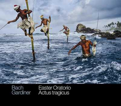 J.S. Bach / Actus Tragicus / Easter Oratorio // Monteverdi Choir / English Baroque Soloists / John Eliot Gardiner