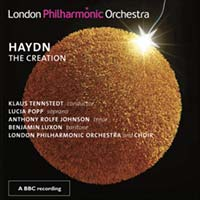 Joseph Haydn / The Creation / London Philharmonic Orchestra / Klaus Tennstedt
