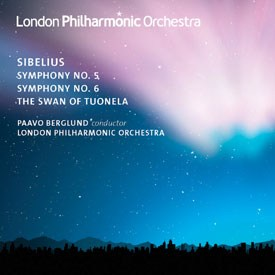 Jean Sibelius / Symphonies 5 & 6 / The Swan of Tuonela // London Philharmonic Orchestra / Paavo Berglund