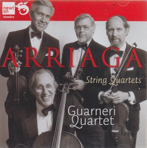 Juan Crisóstomo de Arriaga / String Quartets (Complete) / Guarneri Quartet