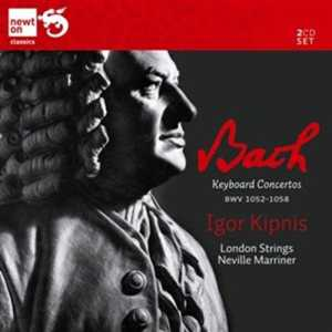 J.S. Bach / Keyboard Concertos // Igor Kipnis / London Strings / Neville Marriner