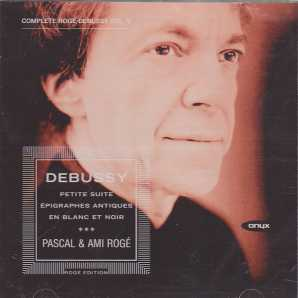 Claude Debussy / Piano Music vol. 5 / Pascal Rogé