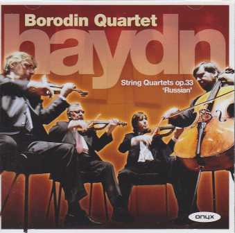 Joseph Haydn / String Quartets / Borodin Quartet 2CD
