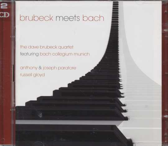Brubeck meets Bach / The Dave Brubeck Quartet featuring Bach Collegium Munich