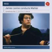 Gustav Mahler / James Levine conducts Mahler 10CD