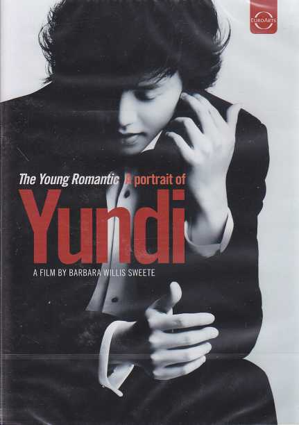 A Portrait of Yundi Li / The Young Romantic DVD