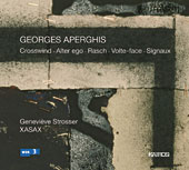 Georges Aperghis / Crosswind