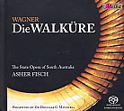 Richard Wagner / Die Walküre (Valkyyrit) / Stuart Skelton / Deborah Riedel / The State Opera of South Australia / Asher Fisch SACD