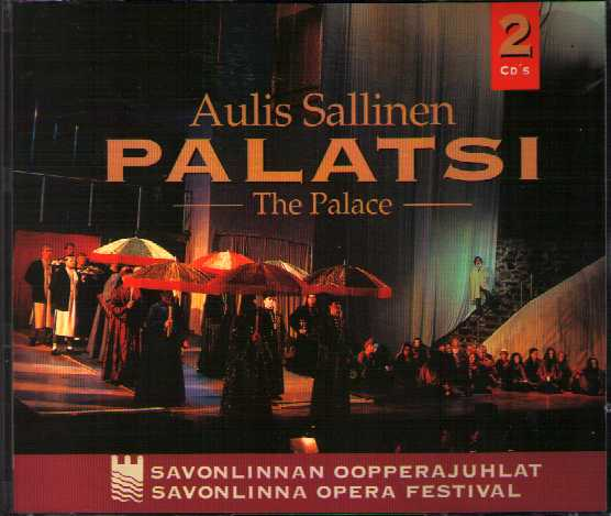 Aulis Sallinen / Palatsi / The Palace