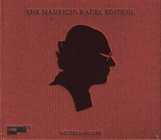 Mauricio Kagel Edition 2-CD + DVD