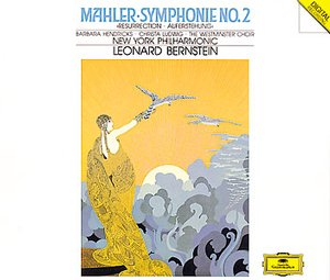 Gustav Mahler / Symphony no. 2 / Barbara Hendricks / Christa Ludwig / New York Philharmonic / Leonard Bernstein 2CD