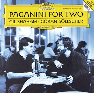 Nicolò Paganini / Duos for Guitar and Violin // Gil Shaham / Göran Söllscher