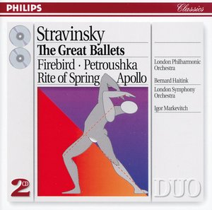 Igor Stravinsky / The Great Ballets