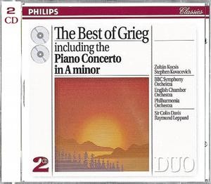 Edvard Grieg / The Best of Grieg