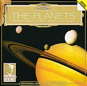 Gustav Holst / The Planets / Berliner Philharmoniker / Herbert von Karajan