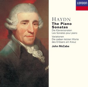 Joseph Haydn / Piano Sonatas (Complete) / Complete Works for Keyboard Solo / John McCabe 12CD