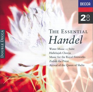 Georg Friedrich Händel / Essential Händel / Academy of St. Martin in the Fields / Neville Marriner 2CD