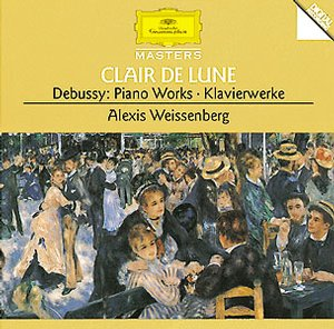 Claude Debussy / Piano Works / Alexis Weissenberg