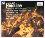Georg Friedrich Händel / Hercules / John Tomlinson / Sarah Walker / English Baroque Soloists / John Eliot Gardiner