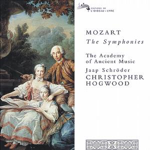 W.A. Mozart / Symphonies (Complete) / The Academy of Ancient Music / Jaap Schröder / Christopher Hogwood 19CD
