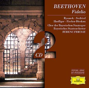 Ludwig van Beethoven / Fidelio / Leonie Rysanek / Irmgard Seefried / Bayerisches Staatsorchester / Ferenc Fricsay