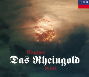 Richard Wagner / Das Rheingold // Kirsten Flagstad / George London / Wiener Philharmoniker / Sir Georg Solti