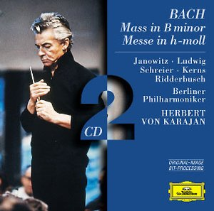J.S. Bach / Mass in B minor // Herbert von Karajan