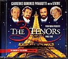 Three Tenors (José Carreras / Plácido Domingo / Luciano Pavarotti) / In Paris / James Levine