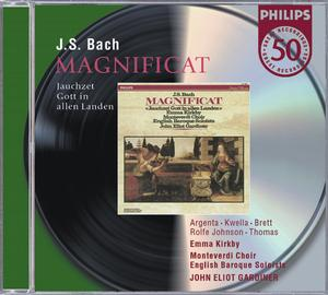 J.S. Bach / Magnificat / Cantata no. 51 / English Baroque Soloists / John Eliot Gardiner