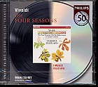 Antonio Vivaldi / The Four Seasons / I Musici / Felix Ayo