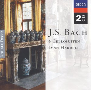 J.S. Bach / Cello Suites (Complete) // Lynn Harrell