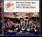 Johann Strauss etc. / New Year's Concert 1979 / Wiener Philharmoniker / Willi Boskovsky