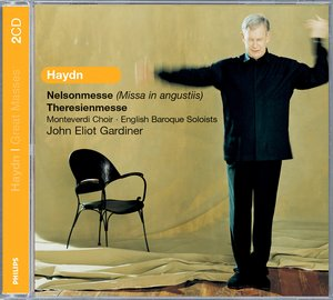 Joseph Haydn / Masses vol. 2: Nelsonmesse / Theresienmesse / English Baroque Soloists / Monteverdi Choir / John Eliot Gardiner