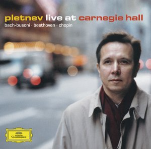Mikhail Pletnev / Live at Carnegie Hall