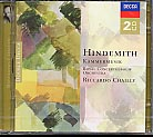 Paul Hindemith / Kammermusik 1-7 / Royal Concertgebouw Orchestra / Riccardo Chailly