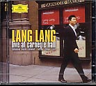 Lang Lang / Live at Carnegie Hall