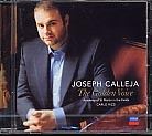Joseph Calleja / The Golden Voice