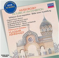 Modest Mussorgsky / Pictures of an Exhibition / Philharmonia Orchestra / Vladimir Ashkenazy