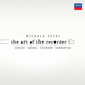 Michala Petri / The Art of the Recorder 4CD
