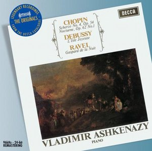 Frédéric Chopin / Claude Debussy / Maurice Ravel / Piano Works / Vladimir Ashkenazy