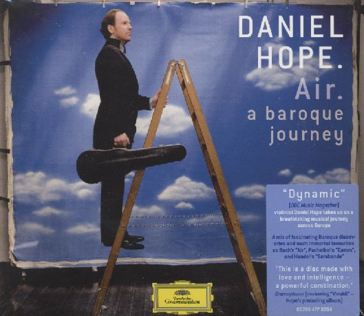 Daniel Hope / Air. A Baroque Journey
