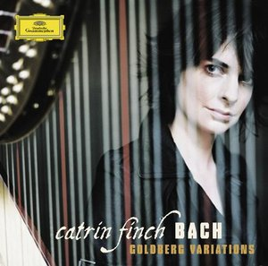 J.S. Bach / Goldberg Variations / Catrin Finch (harp)