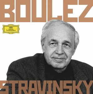 Pierre Boulez conducts Igor Stravinsky 6CD
