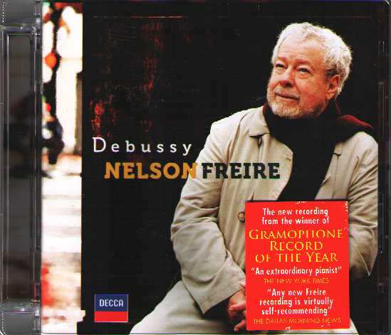 Claude Debussy / Preludes (Book I) / Nelson Freire