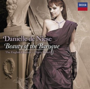 Danielle de Niese / Beauty of the Baroque // The English Concert / Harry Bicket