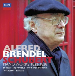 Franz Schubert / Piano Works / Alfred Brendel 7CD