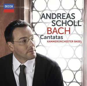 J.S. Bach / Cantatas / Andreas Scholl / Kammerorchester Basel