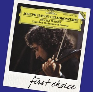 Joseph Haydn / Cello Concertos / Violin Concerto // Mischa Maisky / The Chamber Orchestra of Europe