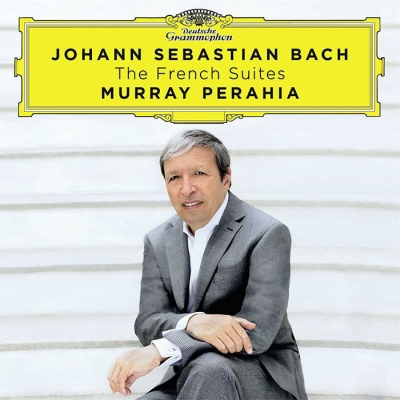 J.S. Bach / French Suites // Murray Perahia