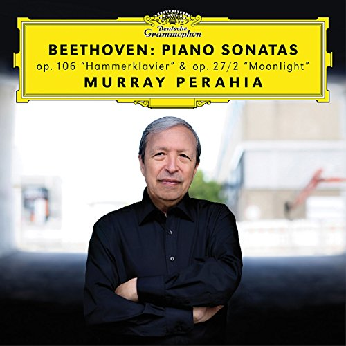 Ludwig van Beethoven / Piano Sonatas no. 14 (Moonlight) & no. 29 (Hammerklavier) // Murray Perahia